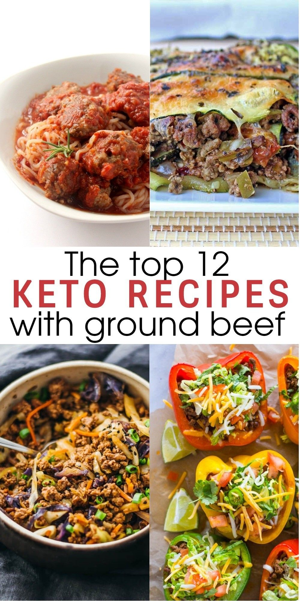 12 Flavorful And Easy Keto Recipes With Ground Beef To Try For Dinner Ground Beef Keto Recipes Beef Recipes For Dinner Keto Beef Recipes