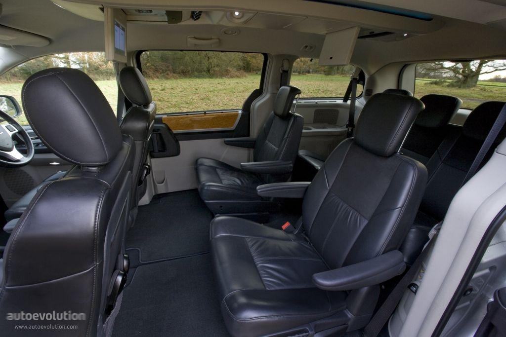 Chrysler Grand Voyager Interior 40 Chrysler Grands Voyage