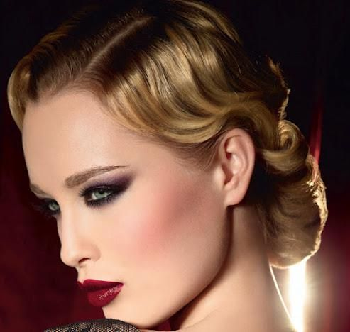 Great Gatsby Look Style Roaring 20 S Beauty Makeup