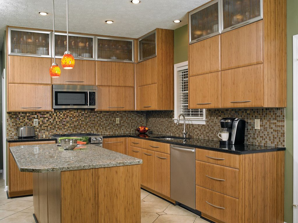 Best Bamboo Kitchen Cabinets Cost Comparison Kitchen Design 400 x 300