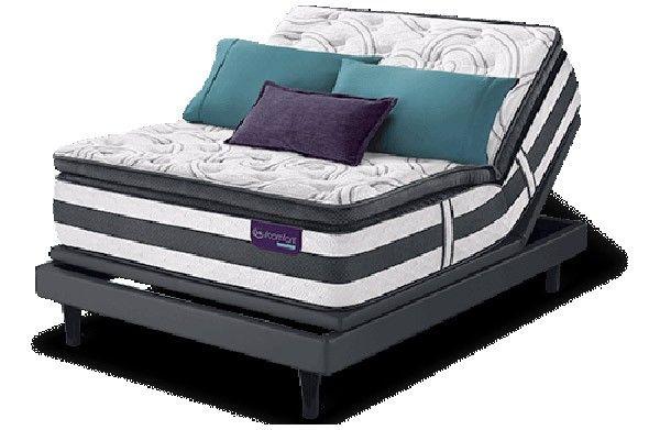 Serta Mattress Icomfort Hybrid Expertise Super Pillow Top Queen Size Mattress With Motion Perfect Iii A Queen Mattress Size Serta Mattress King Size Mattress