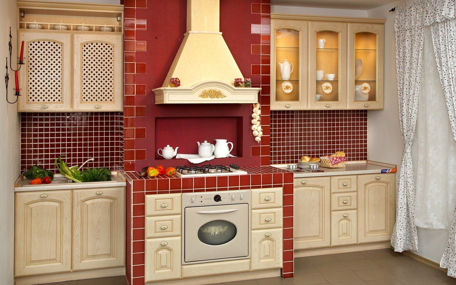 Kitchen Designs For Small Kitchens  This Kitchen Has Been Adorable Kitchen Cupboards Designs Pictures Inspiration