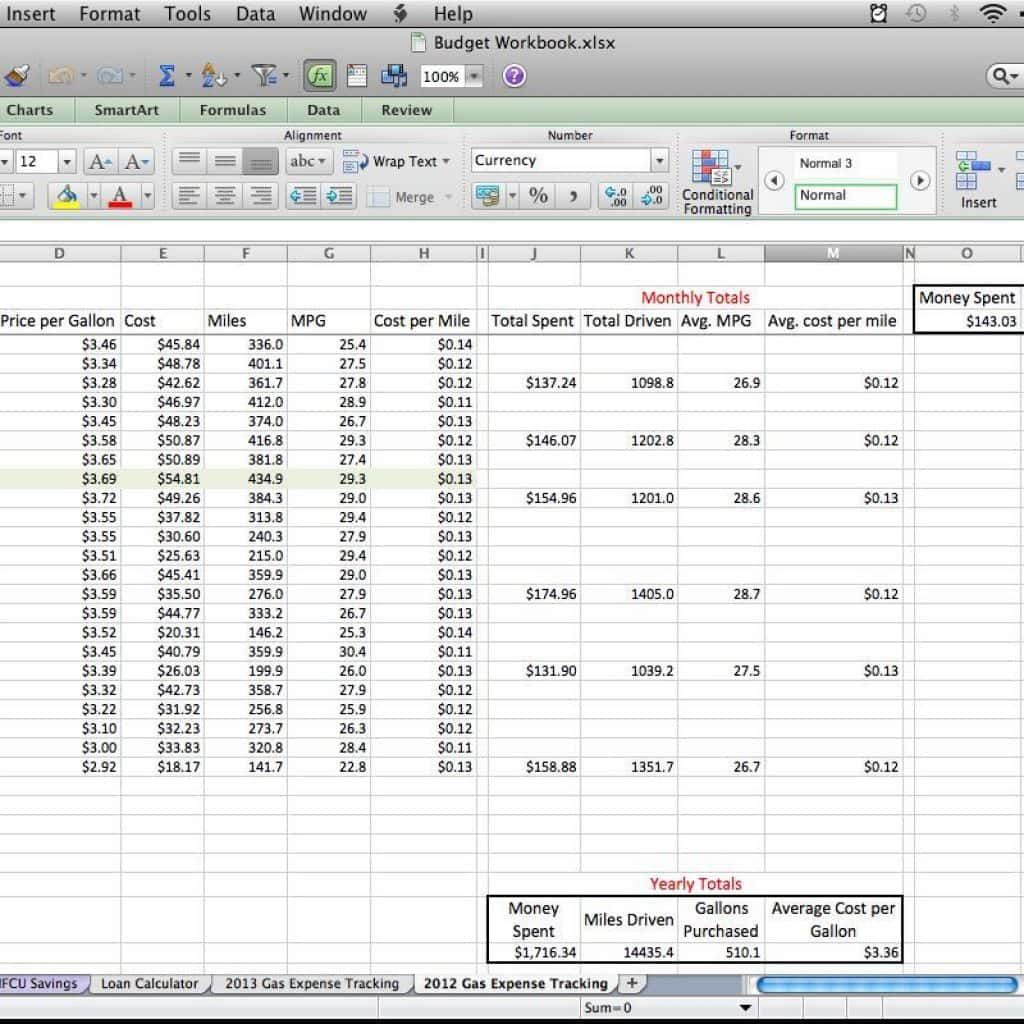Fleet Management Spreadsheet Free Download And Fleet