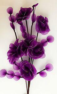 pack-of-6-wholesale-artificial-flower-arrangement-rose-nylon-flowers-60cm