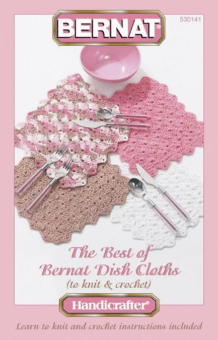 Bernat Best Of Bernat Dish Cloths | Como tejer