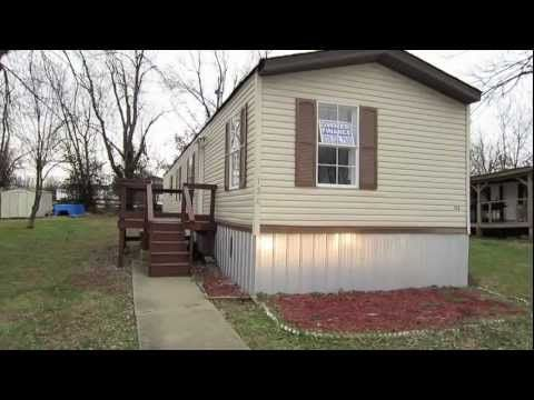14x70 Mobile Home Trailer For Sale By Owner Will Finance Danville Kentucky Ky Mobile Home Porch Mobile Home Home Porch
