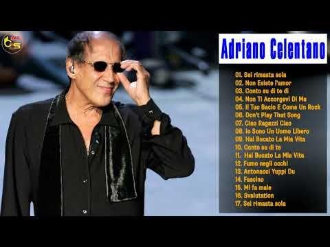 1 Adriano Celentano 2018 Adriano Celentano Migliori Canzoni Di