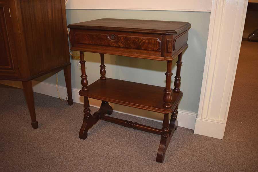 Victorian End Table | Gates Antiques Ltd. | Richmond, VA Victorian Furniture,  End - Victorian End Table Gates Antiques Ltd. Richmond, VA Victorian