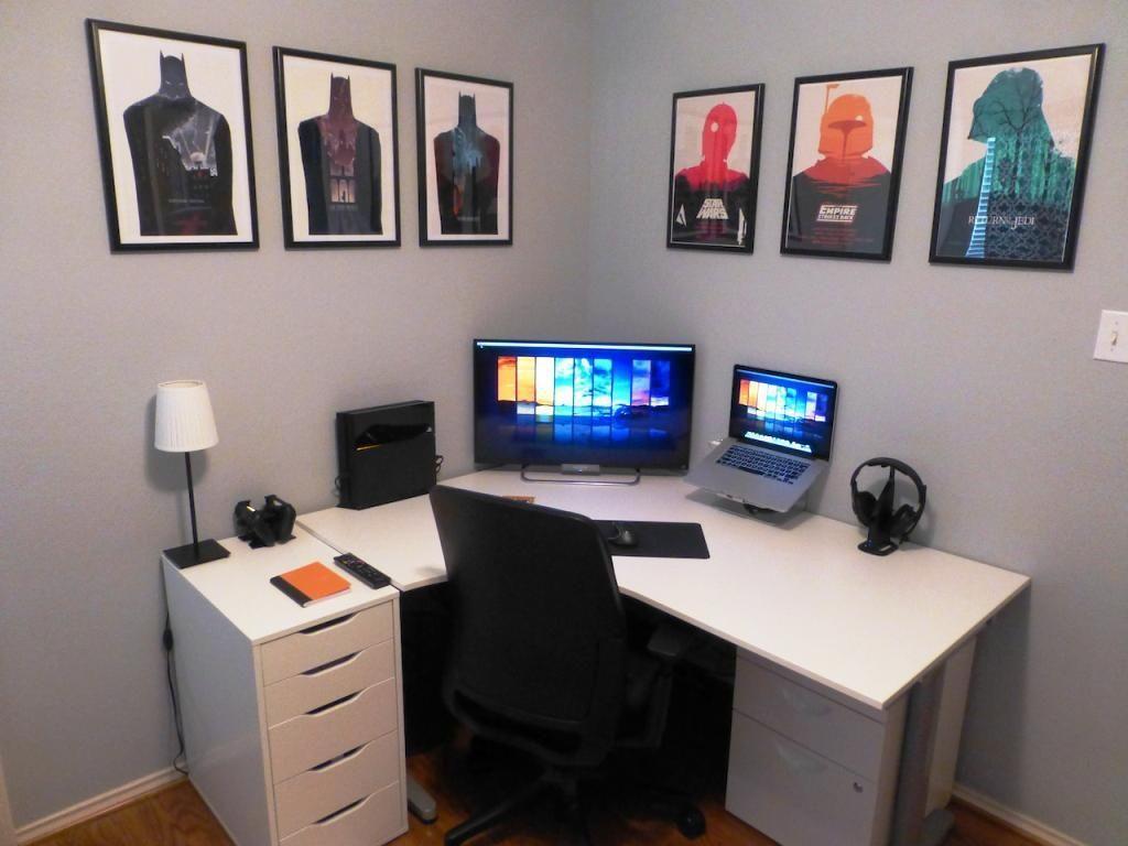 Diy Gaming Desk Reddit Corner Desk Office White Corner Desk