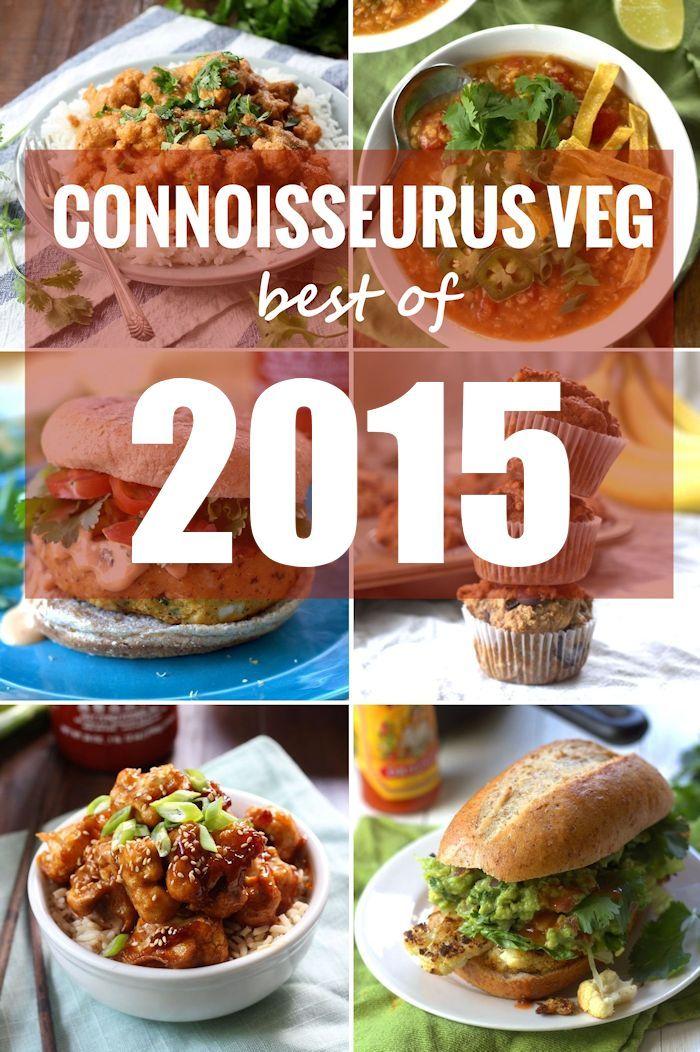 Connoisseurus Veg Best of 2015!