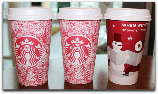 holiday starbucks cups memes Google Search