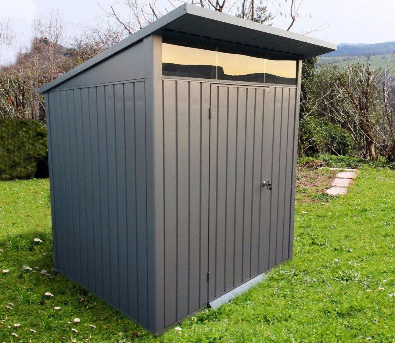 duramax palladium 8 x 6 metal shed. Black Bedroom Furniture Sets. Home Design Ideas