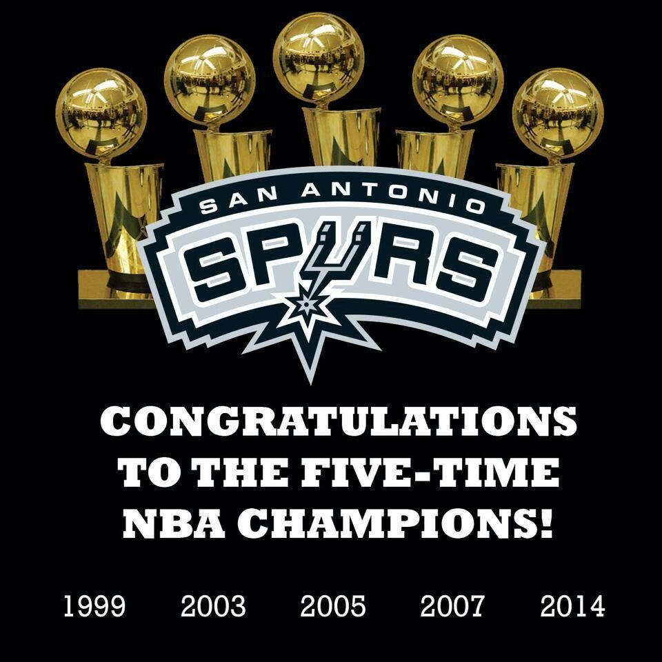 San Antonio Spurs Titles
