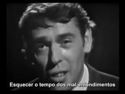 Jacques Brel - Ne me Quitte Pas (legendas em português) - YouTube