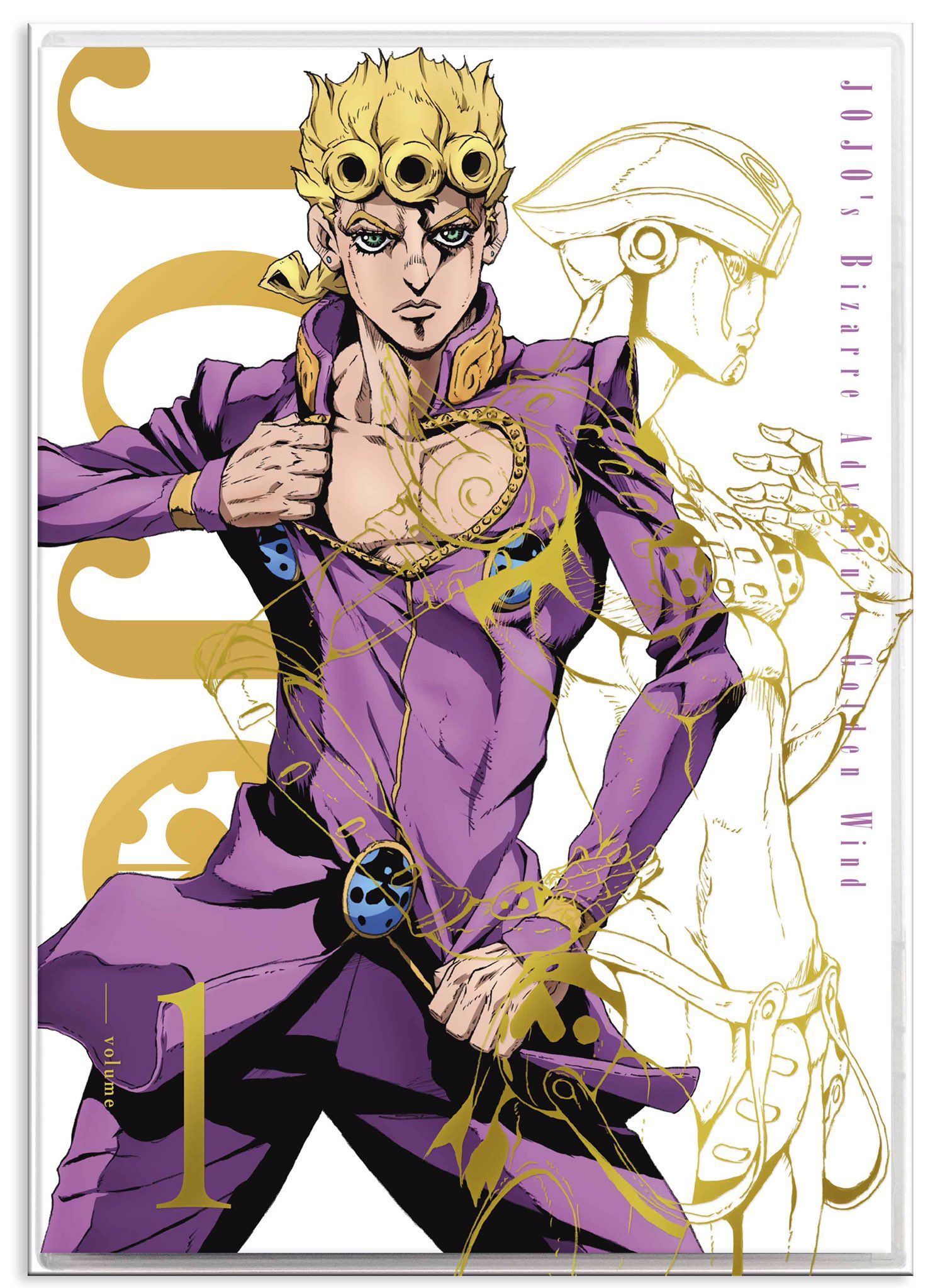 Jojo Bizarre Adventure Golden Wind : bizarre, adventure, golden, TVアニメ『ジョジョの奇妙な冒険』公式, Twitter, Parts,, Bizzare, Adventure,, Anime