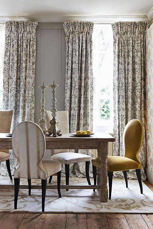 cortinas para salones | cortinas | Pinterest | Cortinas para salon ...