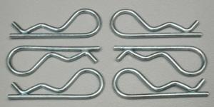 ASC2208 - Hood Pins Large (6). Hood Pins Large (6)