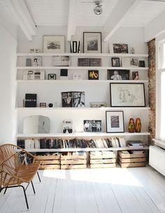 Sie Habe Keine Zeit Oder Lust Ein Ganzes Zimmer Neu Zu Streichen? Dann Hier  Ein Tipp, Wie Sie Mit Wenig Aufwand Eine Wand Durch Eine Galerie An Bildern  Oder ...