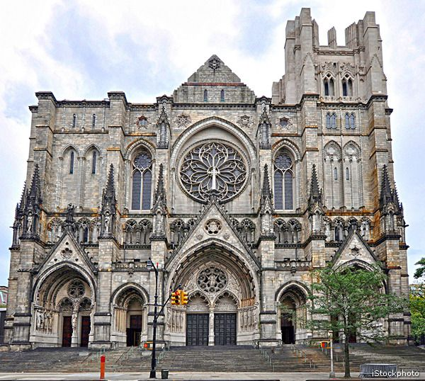 Cathedral Of St John The Divine Nyc What I Look At