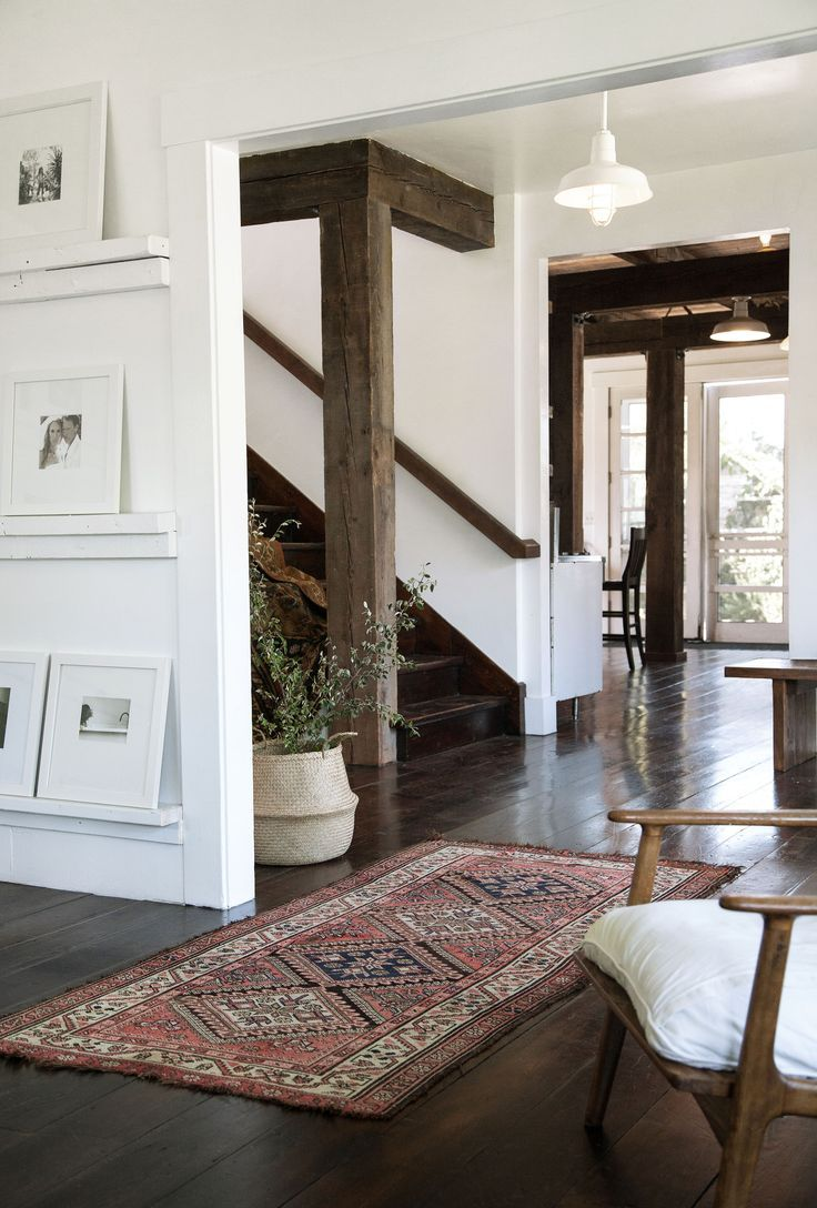 beautiful details and i must have wood beams in the future. they