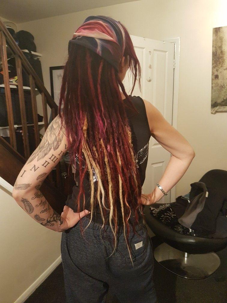 Pin by Charity Reynolds on 머리카락 Dreadlocks, Dreads, Hair