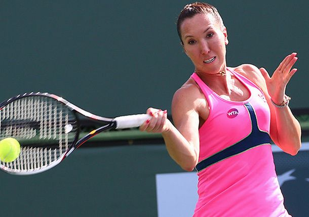 Jelena Jankovic First Woman Into Indian Wells Semis Read About It At Tennis Now