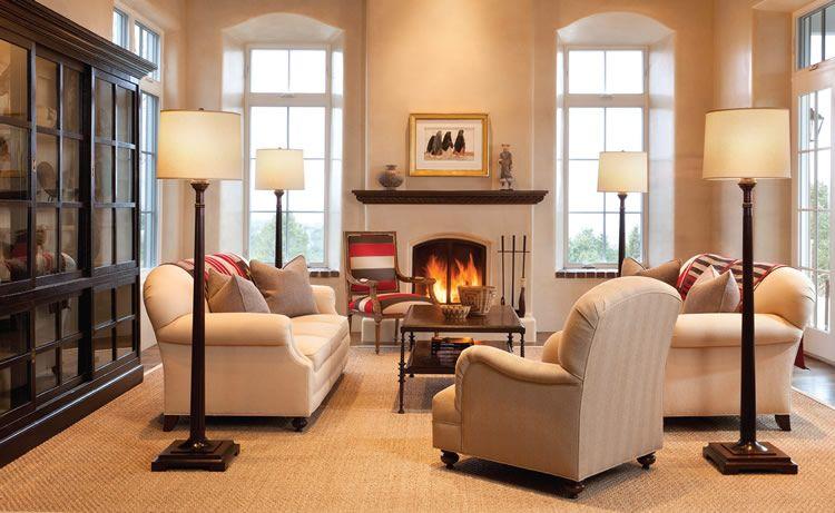 Santa Barbara Style Interior Design Violante Rochford Interiors