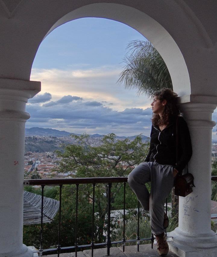 Mirador de Sucre , Bolivia