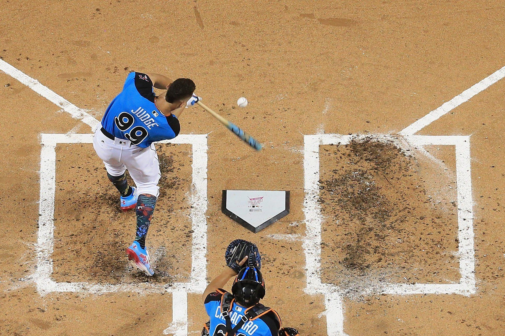 How aaron judge built baseballs mightiest swing in 2020