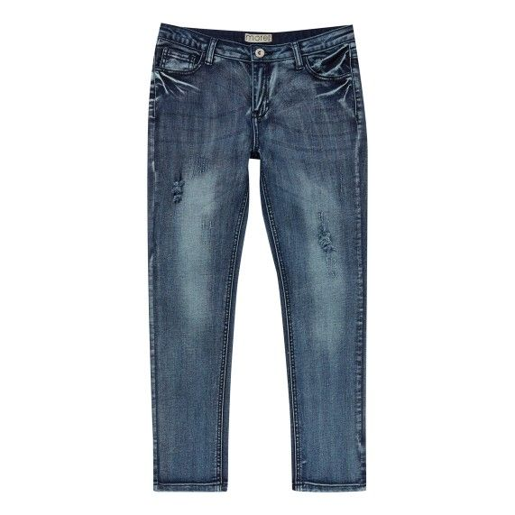 Girls Authentic Jeans – Mid Blue http://moreforkidsuk.com/product-category/girls/