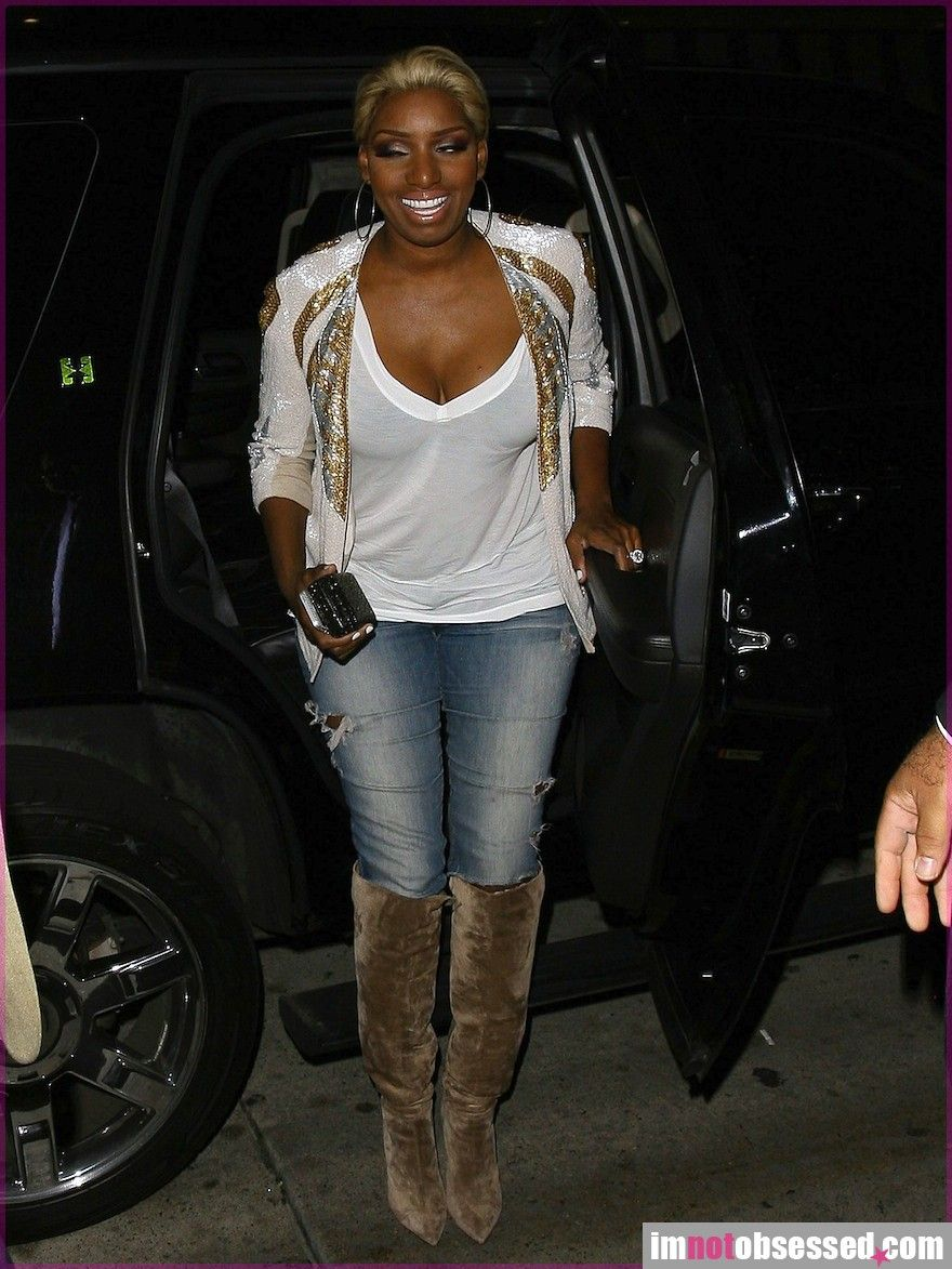Real Housewives of Atlanta star NeNe Leakes   Out   About ... 161cbf1685