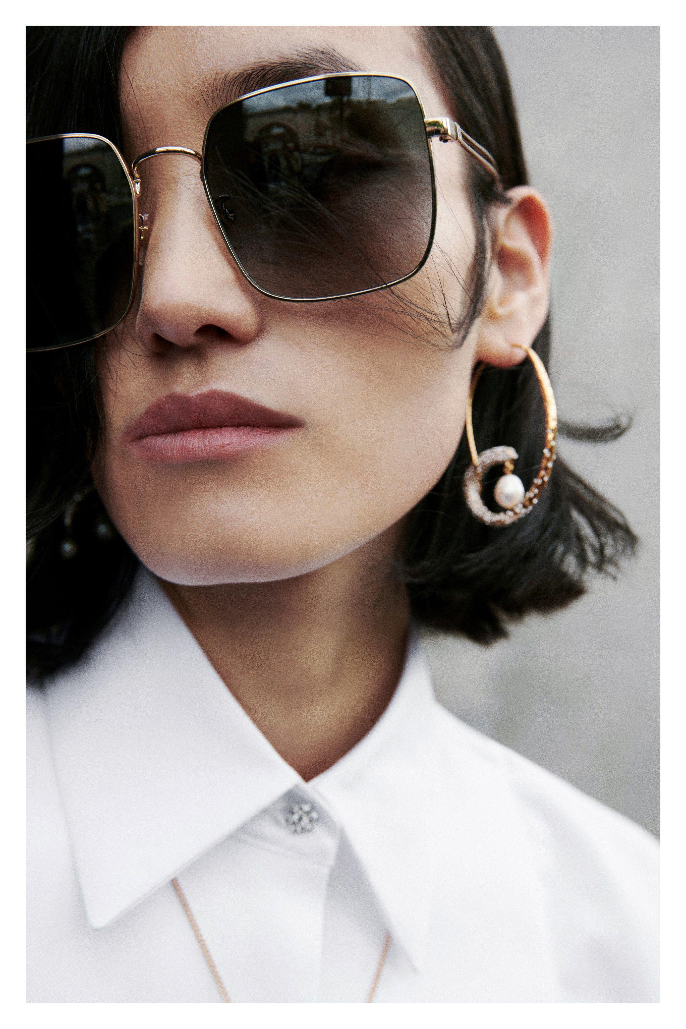 Sunglass Trends 2020.Givenchy Resort 2020 Fashion Show In 2019 Fashion Eyewear