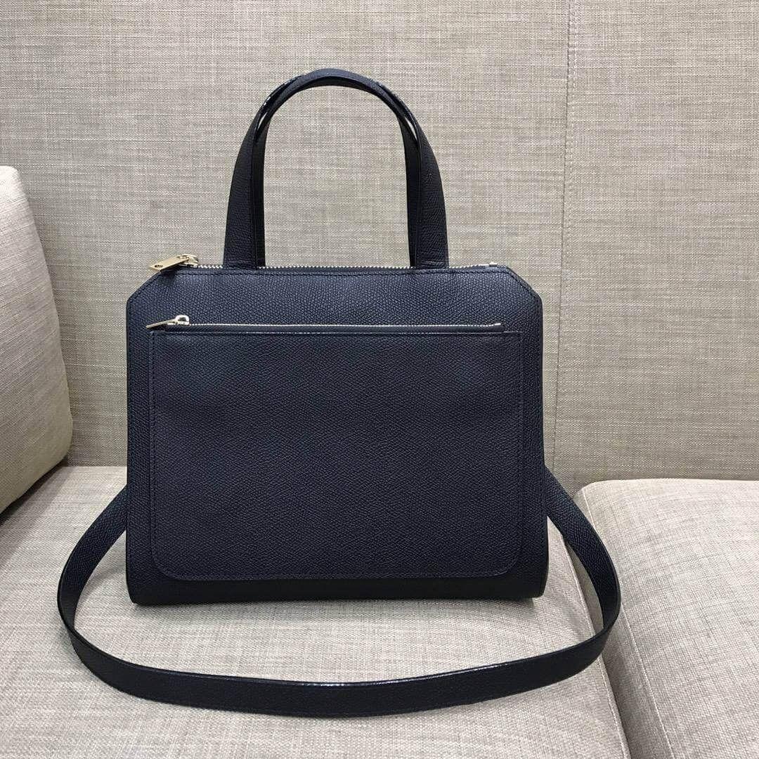 Designer Bags for Sale  Valextra Passepartout Media Top Handle Bag 100%  Authentic 67937c2fe08c7