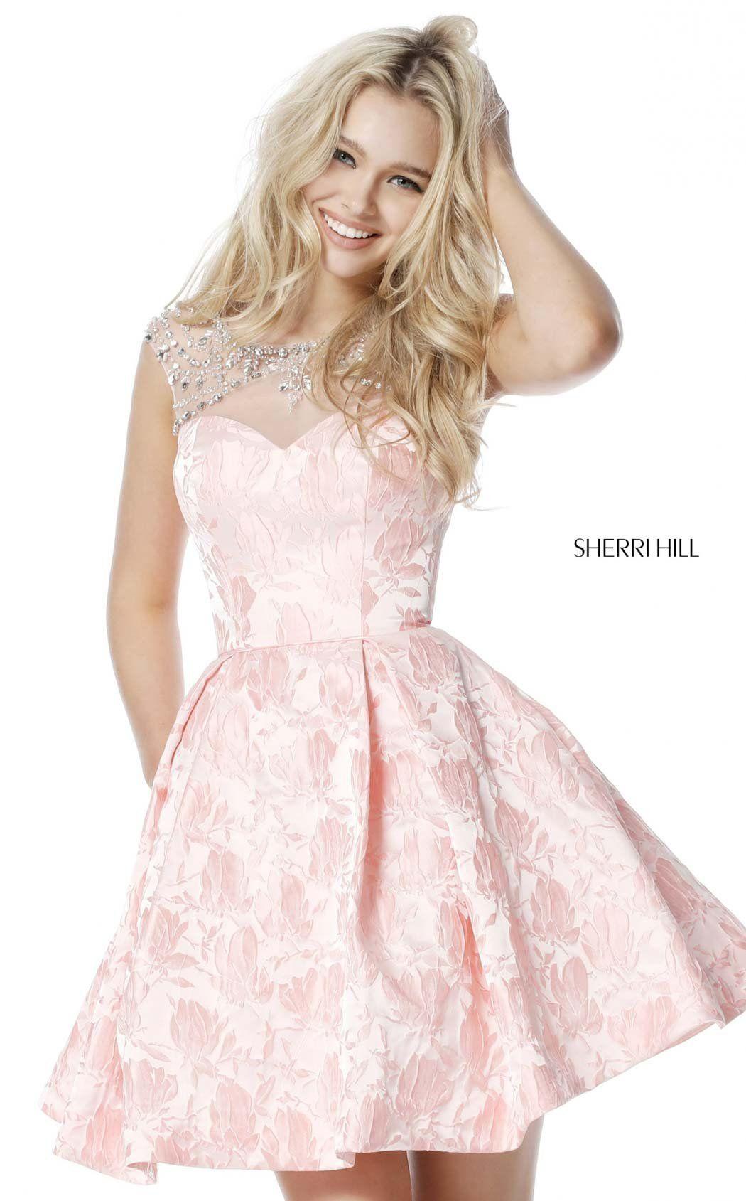110d46ba3fed Sherri Hill 51878 Dress | Nightwear | Sherri hill prom dresses short ...