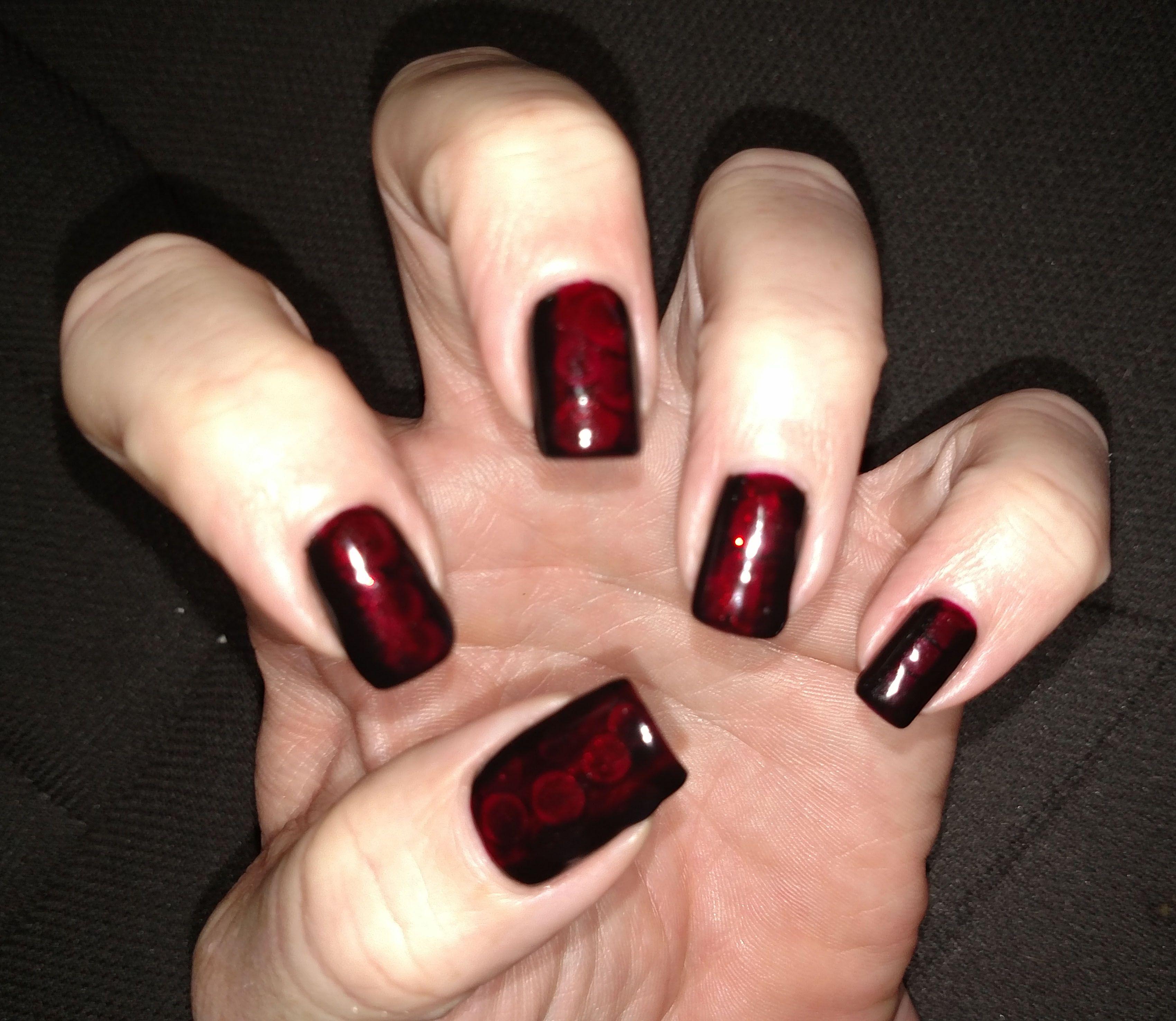 Nail Designer in Richmond, VA manicure, hand painted, nail design ...