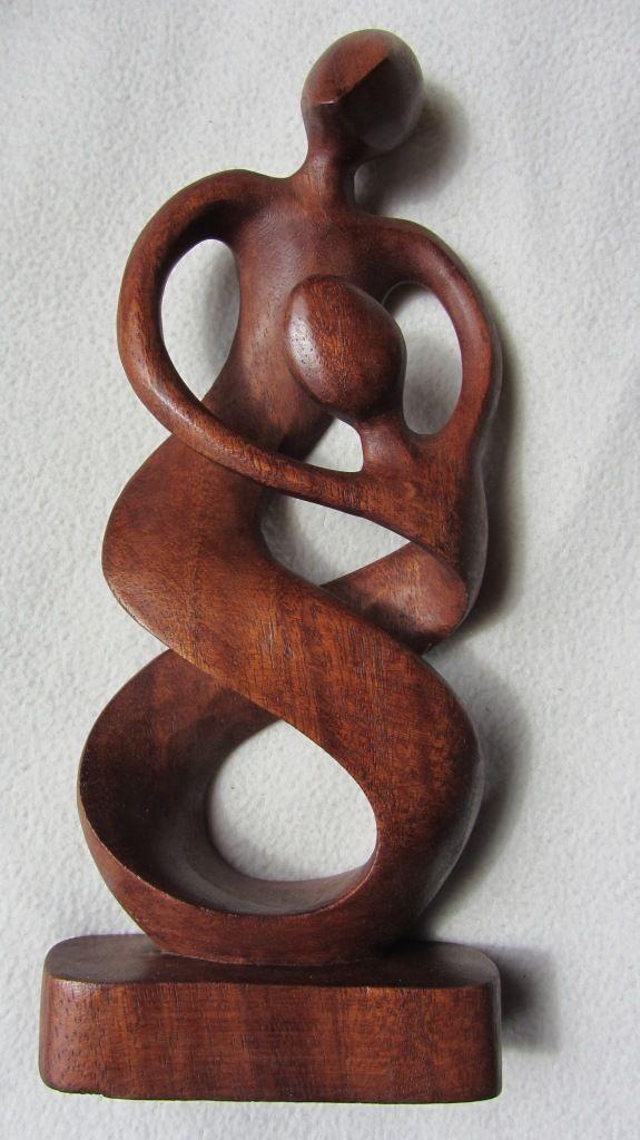 Afrika Deko Shop figuren afrikanische mutter skulpturen afrika deko shop