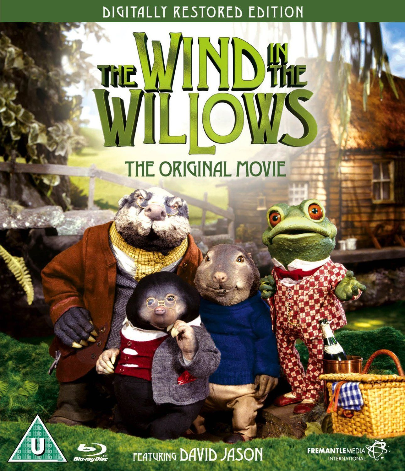 Wind in the willows ornaments - The Wind In The Willows