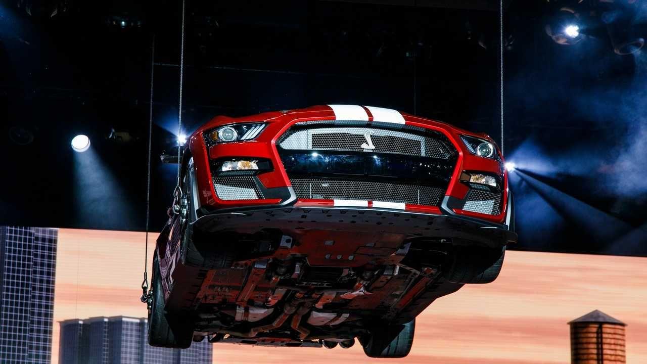 2020 Ford Shelby GT500 | Motor1.com Photos | Autos y motos ...