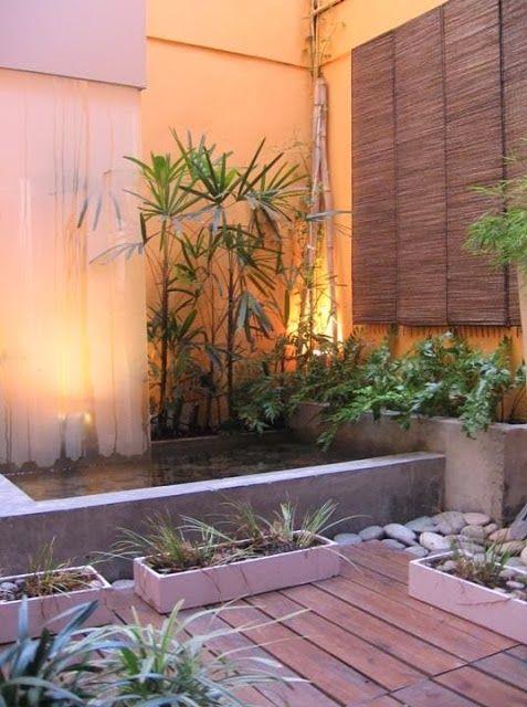 decorar-un-patio-interior-moderno-dos | Patios Interiores Modernos ...