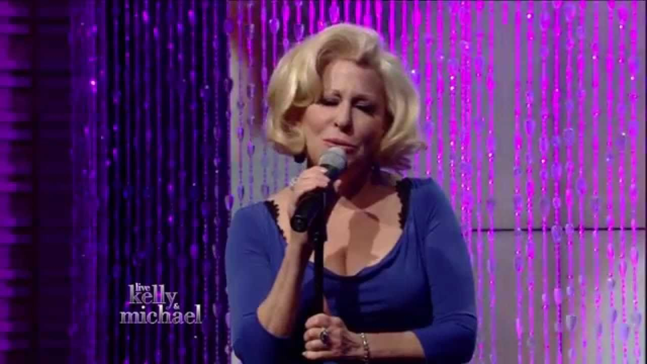 "Bette Midler performs ""Baby It's You"" from her new album ""It's the Girls"" Week of november 22, 2014, New on 3!  For full album http://youtu.be/TZdhcx1NzDM"