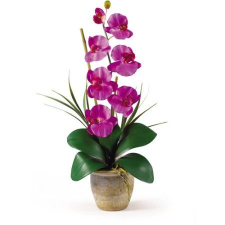 Phalaenopsis silk orchid flower arrangement orchid purple orchid phalaenopsis silk orchid flower arrangement orchid purple mightylinksfo