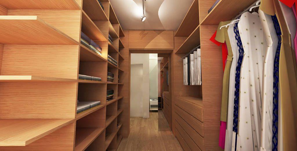 7 ideas para construir un walking closet a bajo costo | Walking ...
