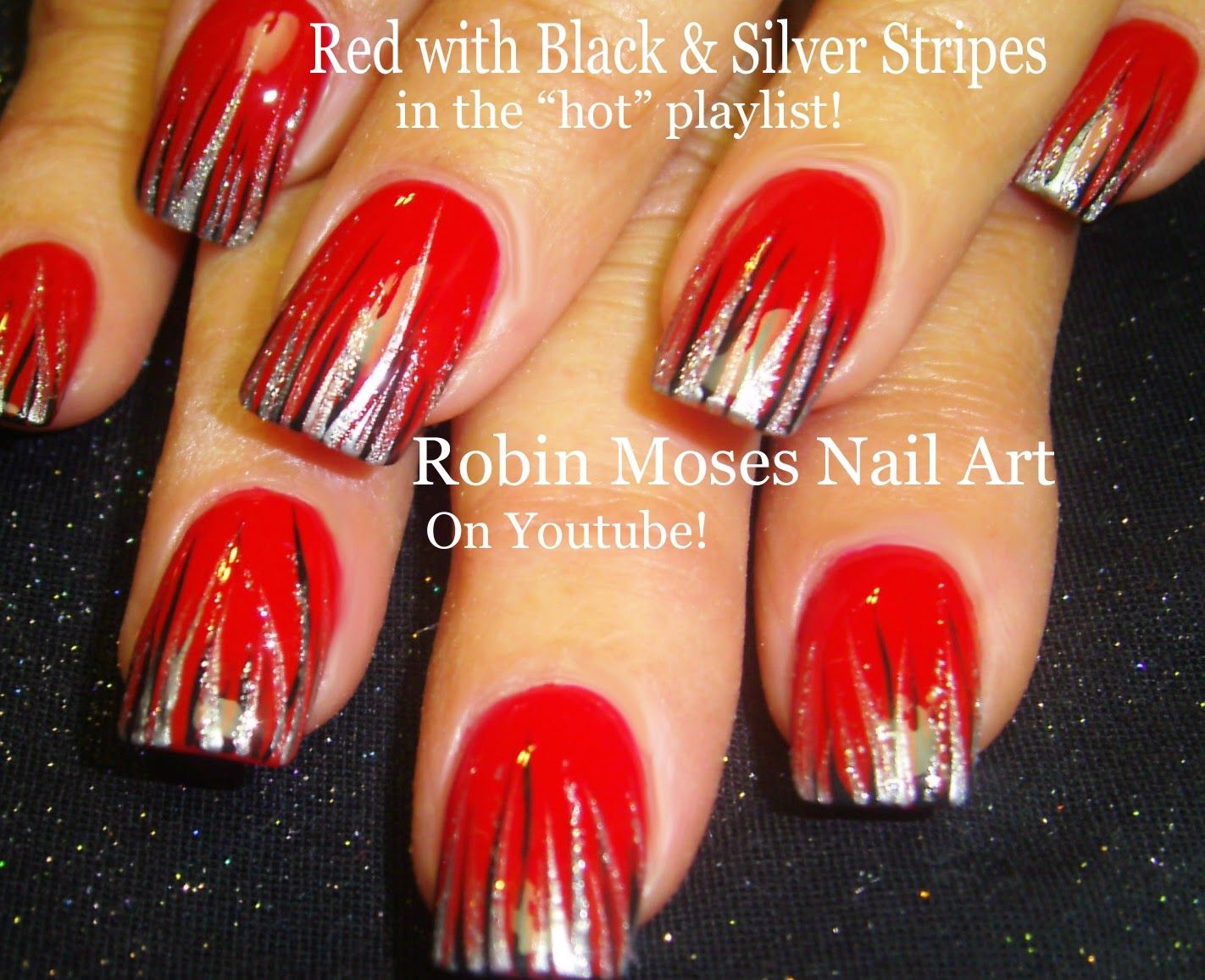 Robin moses nail art nye nails new years eve nails hot nails robin moses nail art nye nails new years eve nails solutioingenieria Choice Image