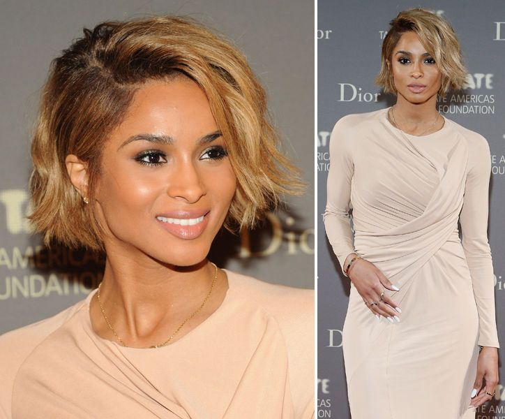 Ciara Should Keep This Sexy Bob Haircut For The Rest Of Her Life