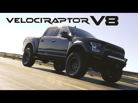 Gen 2 Ford Raptor Supercharged V8 Engine Hennessey