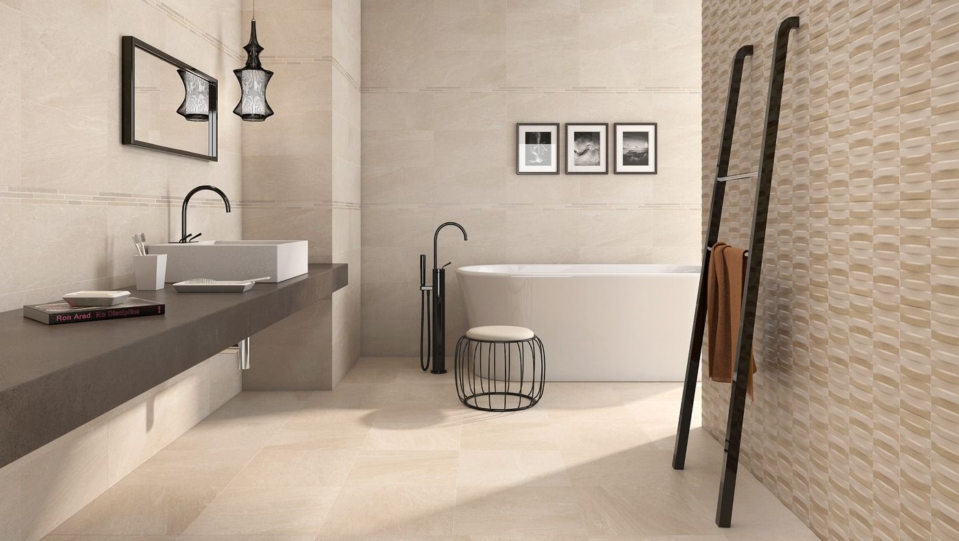 Brantano provides a soft natural stone look which can be combined ...