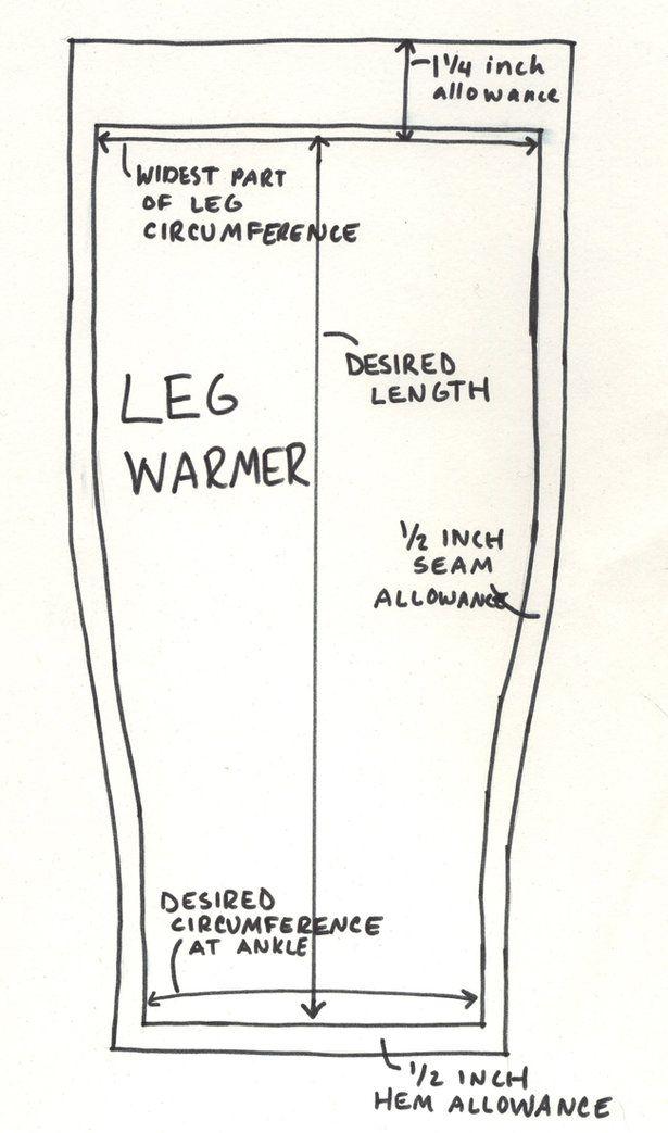 Leg Warmers | My projects | Pinterest | Estilistas, Tejido y Guantes