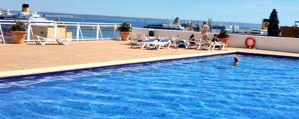 Hotel Amic Horizonte Palma Piscina Restaurantes Mallorca