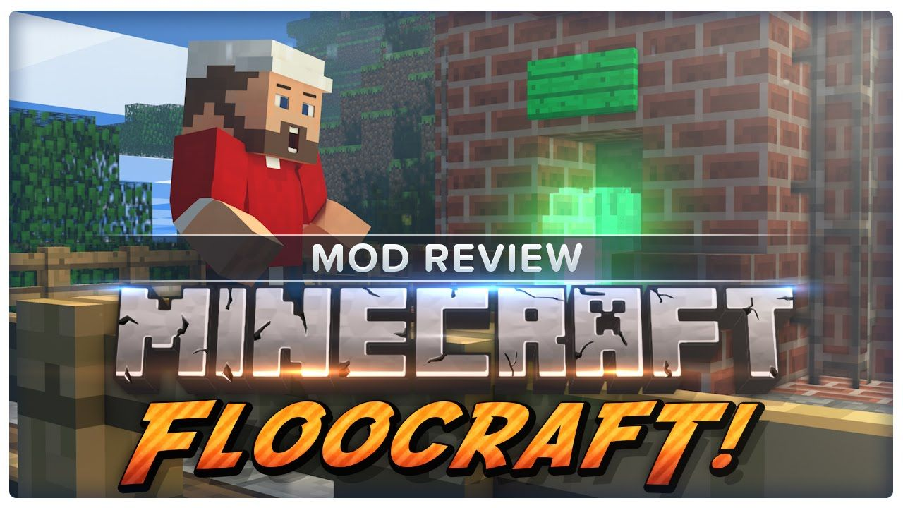 Minecraft Mod Showcase Floocraft Mod Review Minecraft Mods Minecraft Videos Minecraft