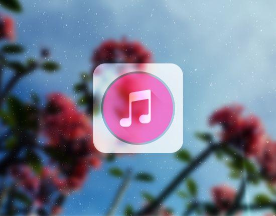 itunes icon redesign